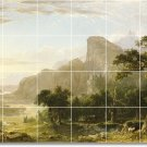 Durand Landscapes Room Tiles Floor Mural Remodeling Contemporary
