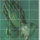 Durer Illustration Tiles Bedkitchen Mural Remodel Decor Floor