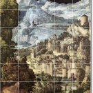 Durer Religious Mural Shower Tile Bathroom Renovate Home Ideas