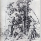 Durer Illustration Shower Wall Tiles Ideas Commercial Remodel
