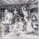Durer Illustration Room Wall Mural Dining Home Renovations Idea
