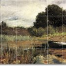 Duveneck Country Floor Room Dining Murals Wall Home Modern Art