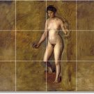 Eakins Nudes Mural Tiles Shower Wall Decorate Renovations House