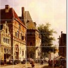 Eversen City Room Wall Mural Tiles Living Renovation House Idea