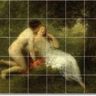 Fantin-Latour Nudes Wall Room Tile House Renovations Design Idea
