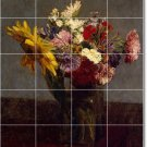 Fantin-Latour Flowers Murals Wall Wall Bedroom House Renovate