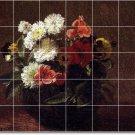Fantin-Latour Flowers Murals Room Living Floor Design Remodel