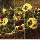 Fantin-Latour Flowers Room Tiles Remodeling Ideas Commercial