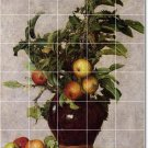 Fantin-Latour Fruit Vegetables Room Tiles Wall Renovate Interior