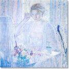 Frieseke Women Room Tile Living Mural Renovations Interior Modern