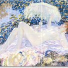 Frieseke Women Wall Room Tiles Renovations Commercial Idea Design