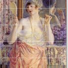 Frieseke Women Wall Tiles Room Renovations Design Commercial Idea