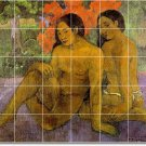 Gauguin Nudes Room Floor Wall Murals Traditional Renovate House