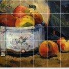 Gauguin Fruit Vegetables Wall Murals Kitchen Wall Modern
