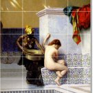 Gerome Nudes Mural Bedroom Wall Mural Tiles House Remodel Decor
