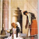 Gerome Historical Tiles Dining Room Mural Residential Remodeling