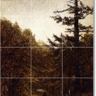Gifford Country Wall Dining Room Murals Tile Ideas Renovations