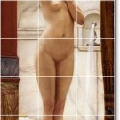 Godward Nudes Floor Mural Tiles Room Decorate House Traditional