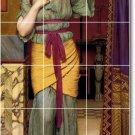 Godward Women Floor Tiles Room Mural Commercial Decorating Idea