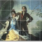 Goya Men Women Room Dining Mural Wall Wall Home Ideas Renovations