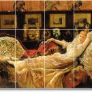 Grimshaw Women Room Dining Mural Wall Wall Renovations Home Ideas