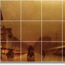 Grimshaw Waterfront Room Mural Wall Dining Renovations Home Idea