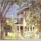 Hassam Village Kitchen Backsplash Tile Mural Commercial Renovate