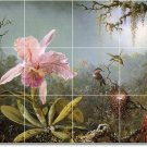 Heade Birds Floor Room Dining Mural Idea Residential Decorating