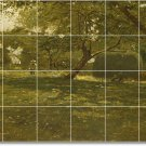 Homer Country Mural Wall Tiles Room Mural Idea Home Decorating