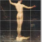 Hunt Nudes Room Murals Wall Tile Dining Commercial Ideas Remodel
