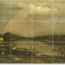 Inness Waterfront Wall Tiles Room Mural Idea Interior Decorating