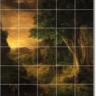Inness Landscapes Wall Dining Room Murals Tile Ideas Renovations