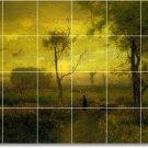 Inness Landscapes Tiles Bedroom Mural Residential Ideas Remodel