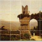 Inness Landscapes Mural Shower Tile Interior Renovations Design