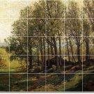 Jones Landscapes Mural Tile Bedroom Renovations Ideas Commercial