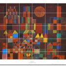 Klee Abstract Wall Dining Wall Room Murals Design Construction