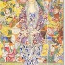 Klimt Abstract Wall Mural Room Living Tiles Modern Renovate Home