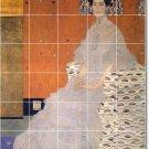 Klimt Abstract Wall Mural Room Tiles Living Home Modern Renovate