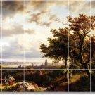 Koekkoek Landscapes Tiles Room Dining Wall Remodeling House Idea