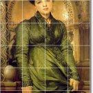 Leighton Women Tiles Mural Backsplash Kitchen House Design Decor