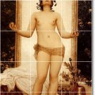 Leighton Nudes Room Mural Wall Tile Decorate Remodeling Interior