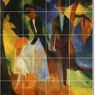 Macke Country Room Tiles Floor Mural Traditional House Decorate