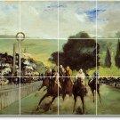 Manet Horses Murals Wall Floor Kitchen Renovations House Design