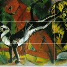 Marc Animals Room Wall Wall Dining Mural Ideas Renovations Home