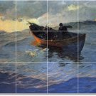 Metcalf Waterfront Kitchen Tiles Mural Modern House Remodeling
