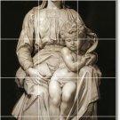 Michelangelo Sculpture Tiles Ceramic Bathroom Renovate Design