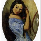 Millais Women Wall Room Dining Murals Remodeling Ideas Interior