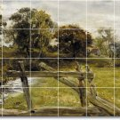 Millais Country Room Mural Wall Tiles Home Renovations Modern