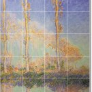 Monet Country Tiles Wall Backsplash Design Interior Renovation