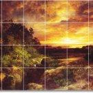 Moran Landscapes Shower Tile Wall Mural Renovate Interior Ideas